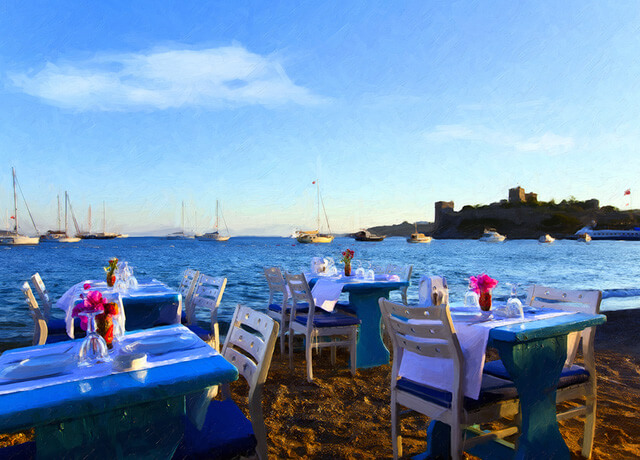 Bodrum Restaurants